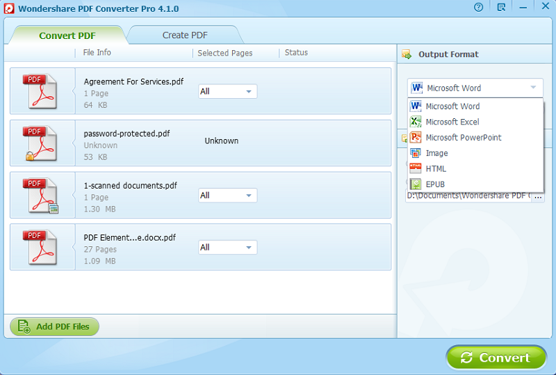 Wondershare PDF Converter Pro Windows MAC