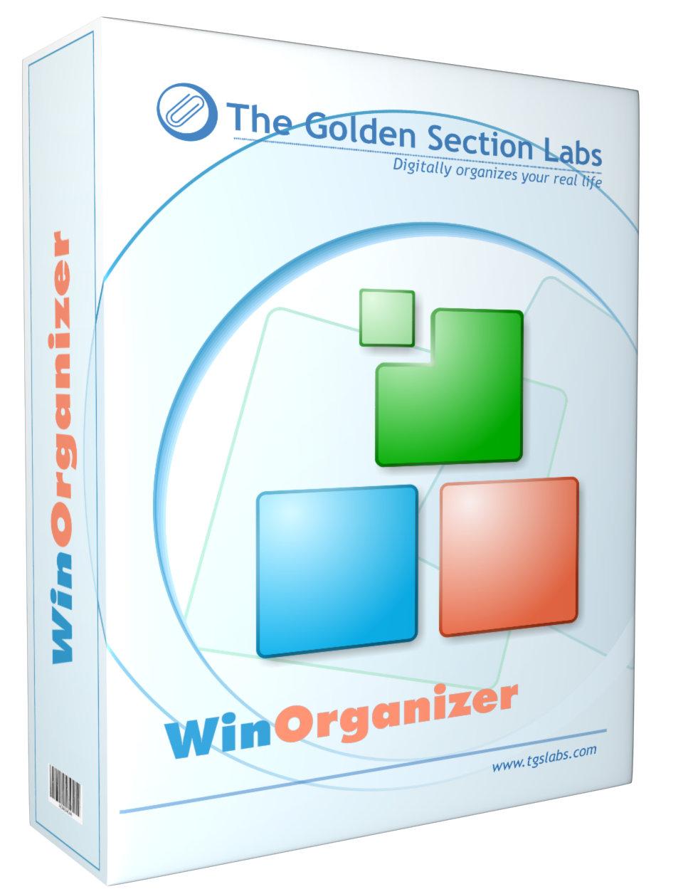 WinOrganizer - Personal</p><p>Personal License</p><p>
