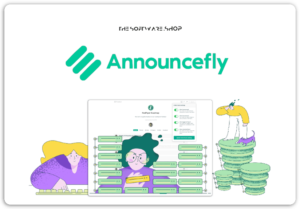 Announcefly - Accelerate Plan - Yearly</p><p>