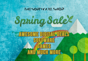 THESOFTWARESHOP's SPRING SALE