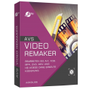100% Software Giveaway on AVS Video ReMaker – Free License Key – The Easy Video Editing Program – for Windows