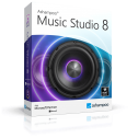 75% Off Coupon on Ashampoo Music Studio 8 – Lifetime License: An All-in-one Solution for music and audio files. Sound Center to Edit, Organize, Convert, Burn Audio and Music Files – for Windows