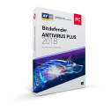 50% Off Coupon on Bitdefender Antivirus Plus 2018 –  Advanced Security, Light on Resources for Windows!