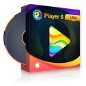 Introducing DVDFab Player 6 for Mac – 40% Off Time-limited Special Discount, don't miss!