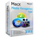 82% Off Coupon on MacX Media Management Suite – Lifetime License – Best Mac DVD Ripper, Mac Video Converter, iPhone Manager, & 5KPlayer (Gift) in One Bundle for Mac – for Mac OS X