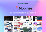 97% Off Coupon on Mobirise All-in-One Kit – Unlimited Access to ALL Best Premium Extensions & Themes for Mobirise