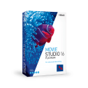 66% Off VEGAS Movie Studio 16 Platinum + NewBlue Filters 5 Recolor ($99 value): Advanced Video Editing Software – for Windows