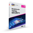 65% Off on Bitdefender Total Security 2021 – Up to 5 Devices / 1 Year – The Best Security Suite for Your Windows PC, Mac, iOS & Android